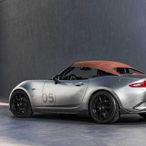 Mazda MX-5 Spyder et Speedster : toutes les photos