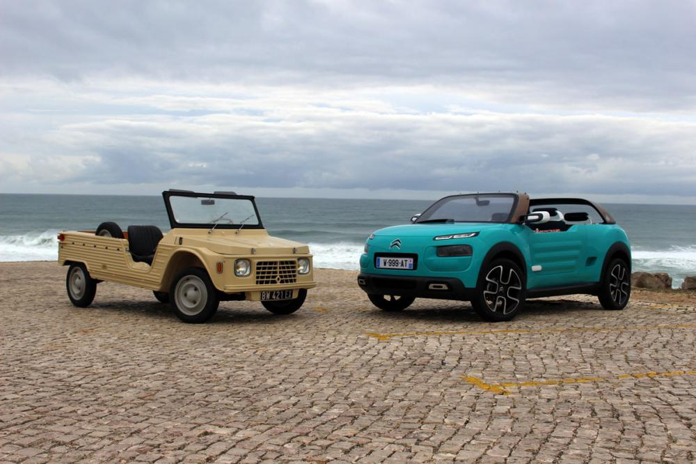Citroën C4 Cactus M : toutes les photos de notre essai