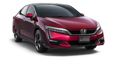 Honda Clarity Fuel Cell : toutes les photos