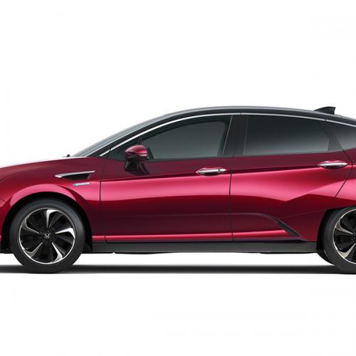 Honda Clarity Fuel Cell : toutes les photos