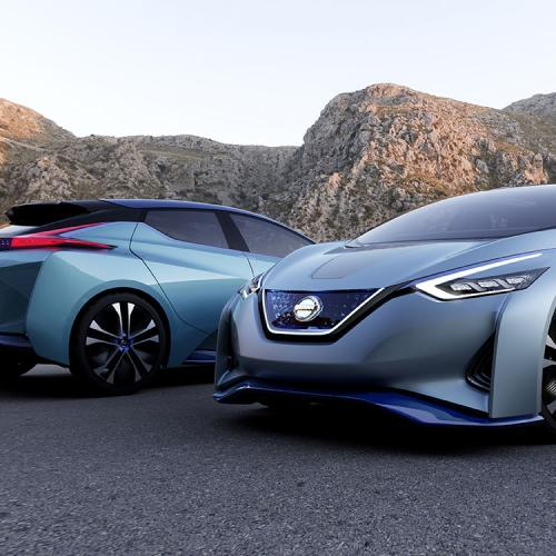 Nissan IDS concept : toutes les photos