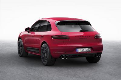 Porsche Macan GTS : toutes les photos