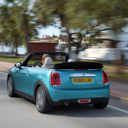Mini Cabrio 2016 : toutes les photos