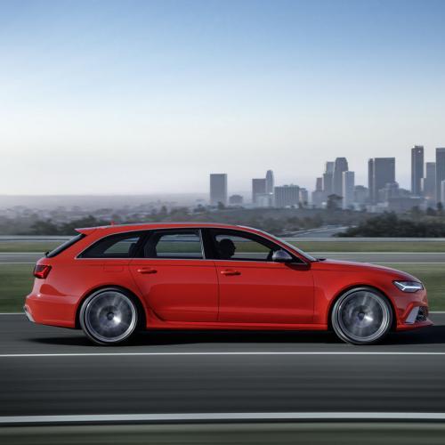 Audi RS6 et RS7 Performance : toutes les photos