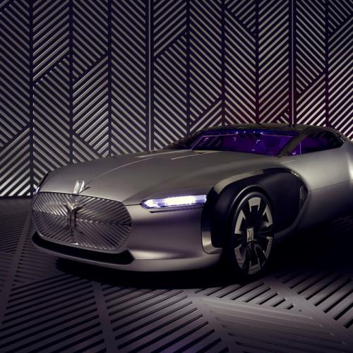 Renault Corbusier Concept : toutes les photos