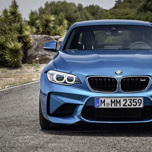 BMW M2 : toutes les photos