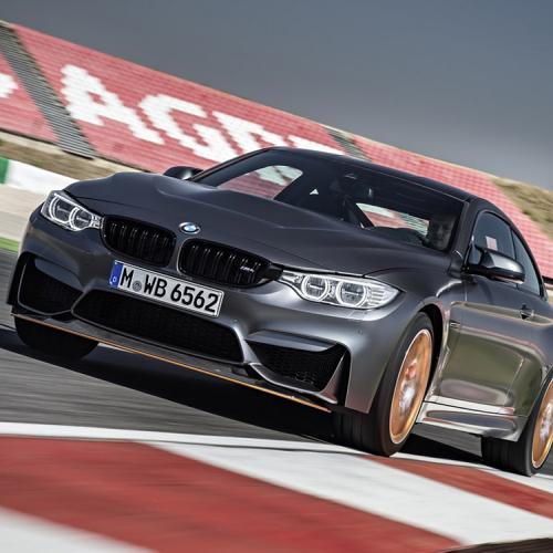 BMW M4 GTS : nouvelles photos
