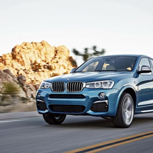 BMW X4 M40i : toutes les photos