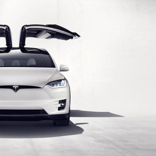 Tesla Model X : toutes les photos