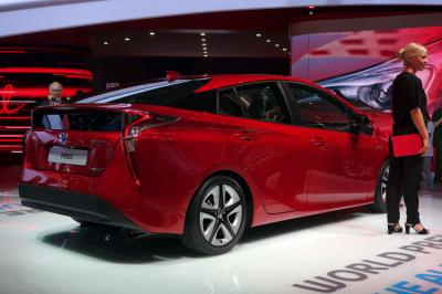 Toyota Prius : les photos du salon de Francfort