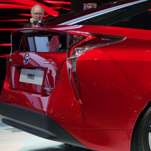 Toyota Prius : les photos du salon de Francfort