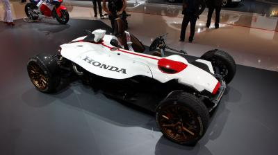 Honda Project 2&4 : les photos du salon de Francfort