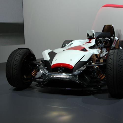 Honda Project 2&4 : les photos du salon de Francfort