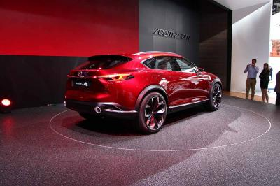 Mazda Koeru Concept : les photos du salon de Francfort