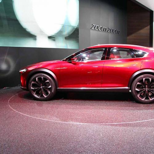 Mazda Koeru Concept : les photos du salon de Francfort
