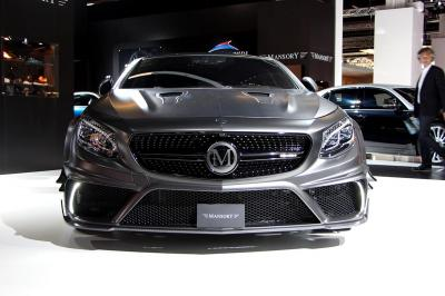 Mansory : les photos du salon de Francfort