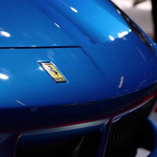 Ferrari 488 Spider : les photos en direct de Francfort