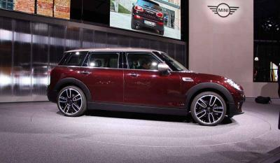 Mini Clubman : les photos du salon de Francfort