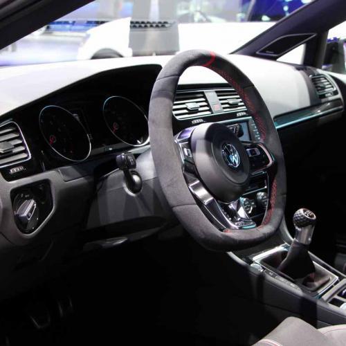 Volkswagen Golf GTI Clubsport : les photos en direct de Francfort