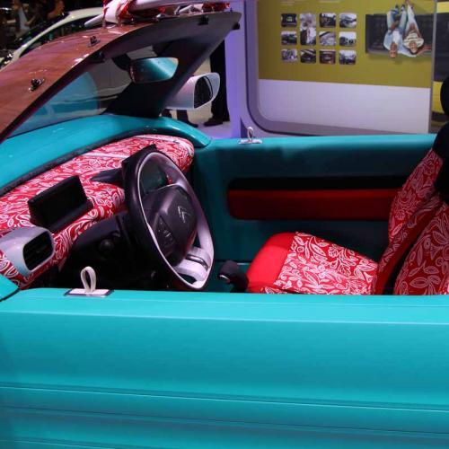Citroën C4 Cactus M : les photos en direct de Francfort