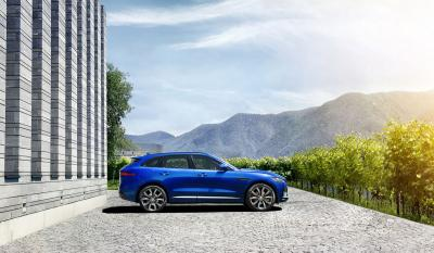 jaguar F-Pace : les photos officielles