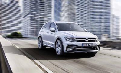 Volkswagen Tiguan 2016 : toutes les photos