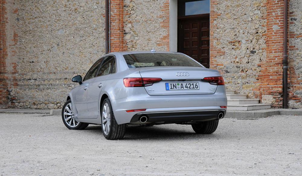 Nouvelle Audi A4 : les photos de notre essai