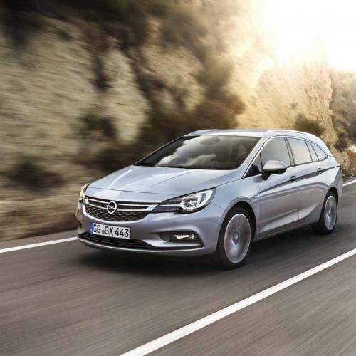 Opel Astra Sports Tourer : toutes les photos