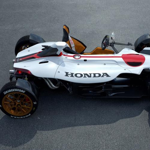 Honda Project 2&4 : toutes les photos