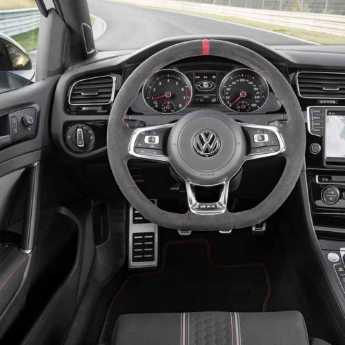Volkswagen Golf GTI Clubsport : toutes les photos