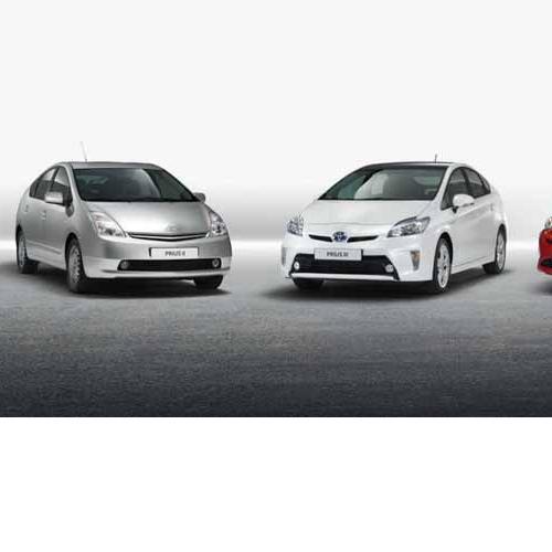 Toyota Prius 2016 : toutes les photos