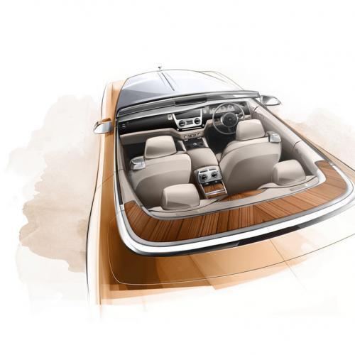 Rolls-Royce Dawn : toutes les photos