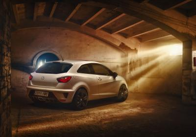 Seat Ibiza Cupra 2016 : les photos