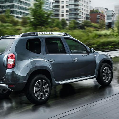 Dacia Duster Edition 2016