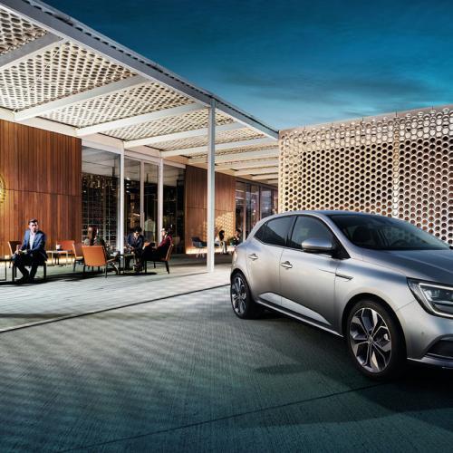 Renault Mégane 2016 : premières photos