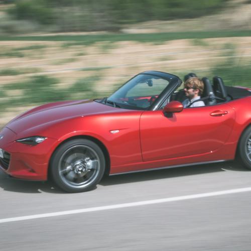 Mazda MX-5 : les photos de notre essai