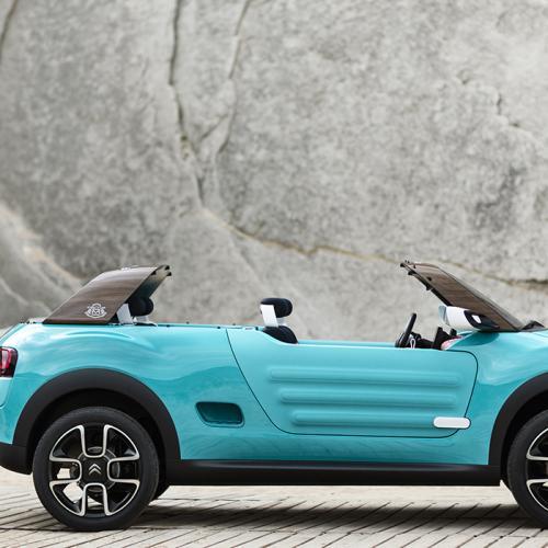 Citroën Cactus M concept