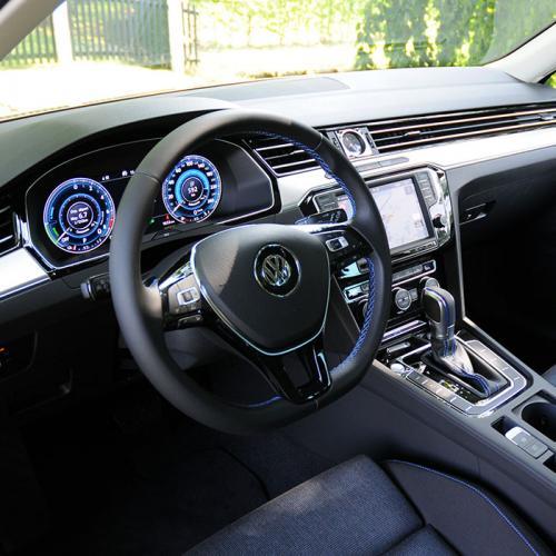 Essai Volkswagen Passat GTE