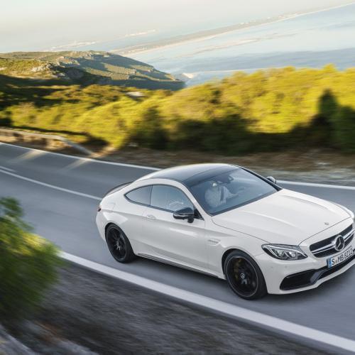 Mercedes-AMG C 63 Coupé
