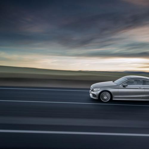Mercedes Classe C Coupé 2015