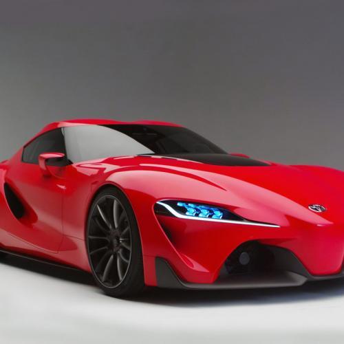 Toyota FT-1