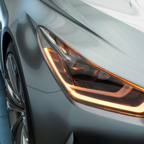 Hyundai Vision G Coupe