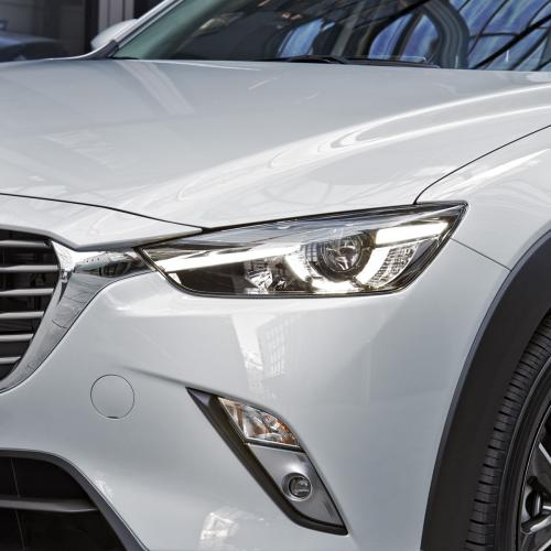 Mazda CX-3 : le plein de photos