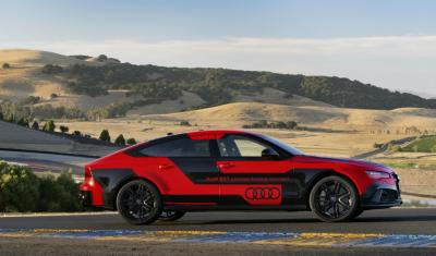 Audi RS 7 Autonome n°2 : Les photos de Robby