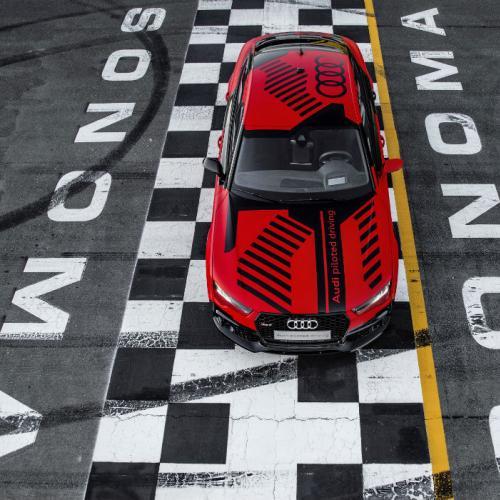 Audi RS 7 Autonome n°2 : Les photos de Robby