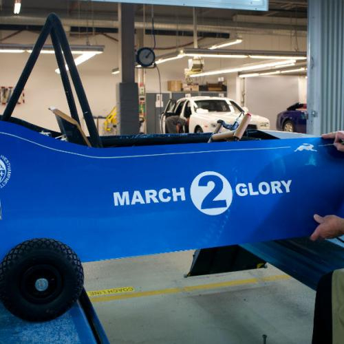 Rolls Royce March 2 Glory : Les photos