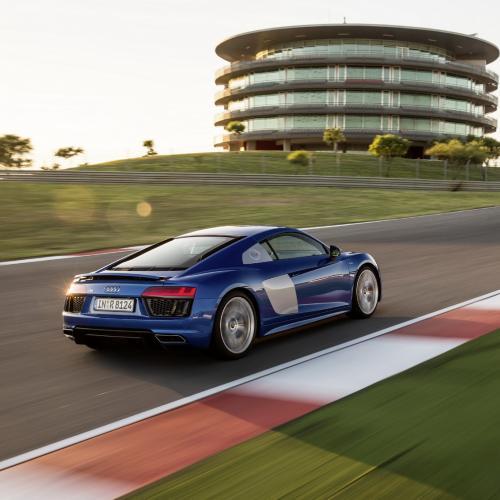 Nouvelle Audi R8 : le plein de photos