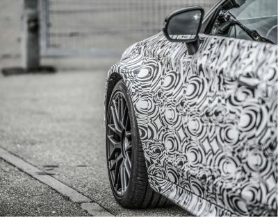 Mercedes-AMG C 63 Coupé : Le bolide camouflé