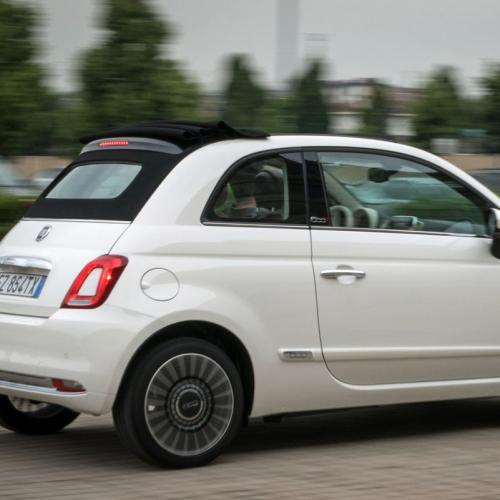 Fiat 500 essai
