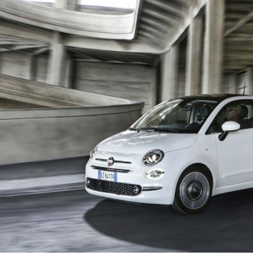 Nouvelle Fiat 500 : Les photos
